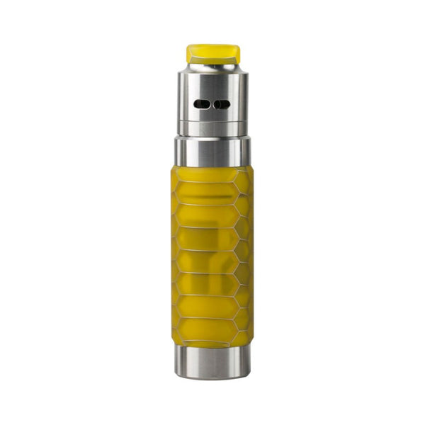 KIT RX MACHINA + GUILLOTINE RDA HONEYCOMB RESINE WISMEC