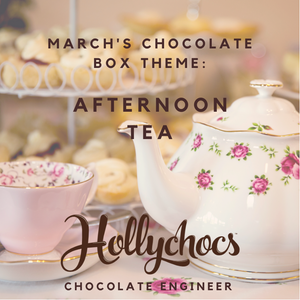 March Special Edition Monthly Chocolate Box