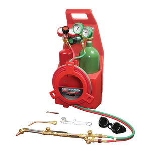 GENTEC (12-PTC) Tote-A-Torch Portable Outfit for Repair and Maintenance