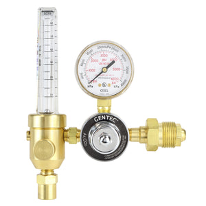 GENTEC 195AR-60-680 Heavy Duty Flowmeter Regulator