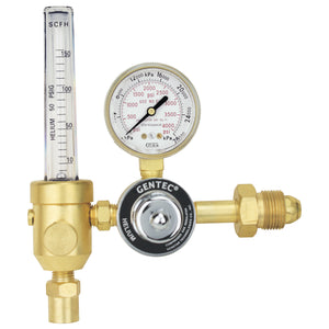 GENTEC 195HE-150 Heavy Duty Flowmeter Regulator