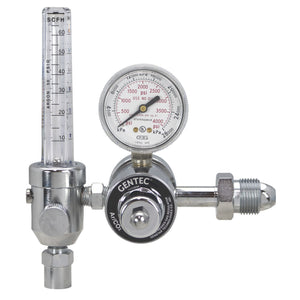 GENTEC 195TAR-60 Heavy Duty Flowmeter Regulator