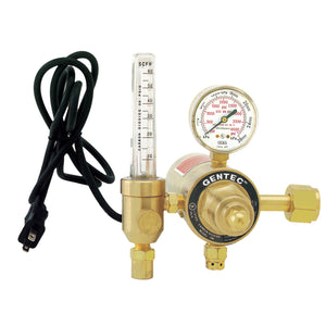 GENTEC 198CD-60 Electrically Heated Flowmeter Regulator