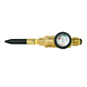 GENTEC PMU Economy Balloon Inflator with Gauge Pkg/1