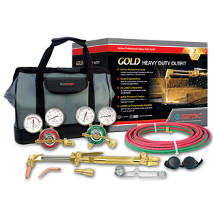 GENTEC 4131 Gold Series The Boss Heavy Duty Deluxe Outfit for Industrial & General Purposes