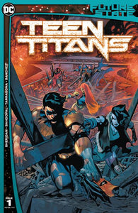 FUTURE STATE TEEN TITANS #1