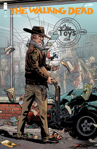Walking Dead #1 BuyMeToys.Com Exclusive