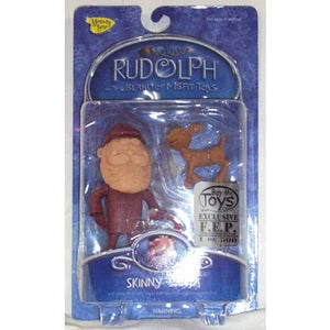 Skinny Santa and Baby Rudolph BuyMeToys.Com Exclusive F.E.P. Figure
