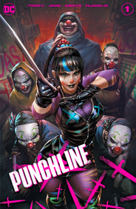 PUNCHLINE SPECIAL #1 BuyMeToys.Com Exclusive Team Variant