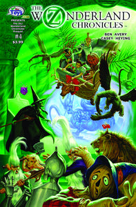 THE OZ/WONDERLAND CHRONICLES #4 (OF 4) JUSKO CVR A