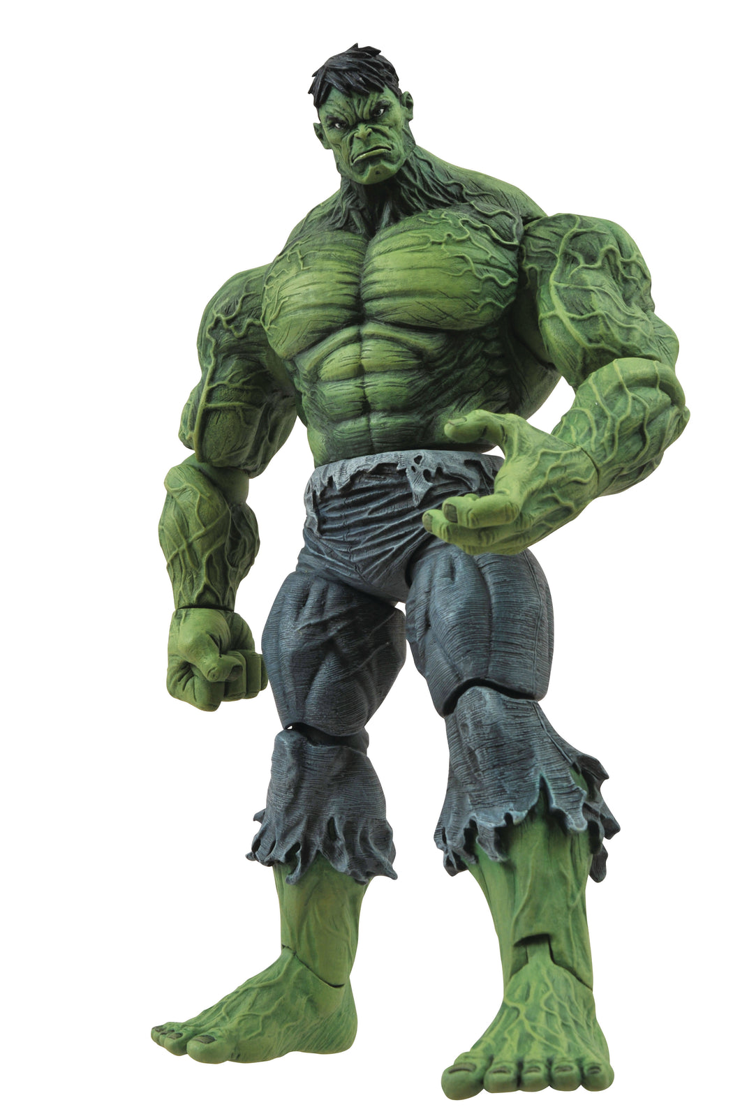 MARVEL SELECT UNLEASHED HULK FIGURE