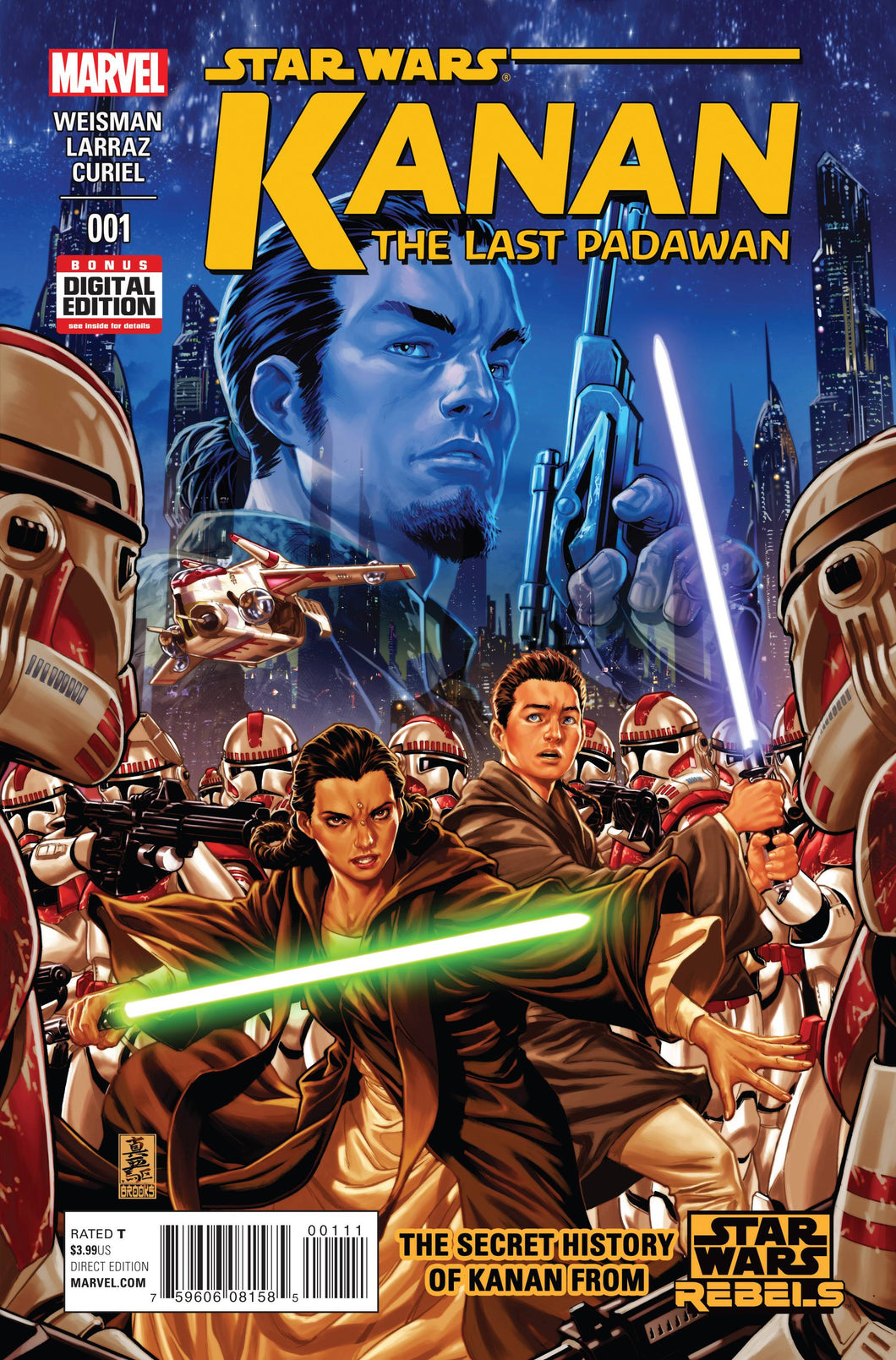 Star Wars Kanan #1