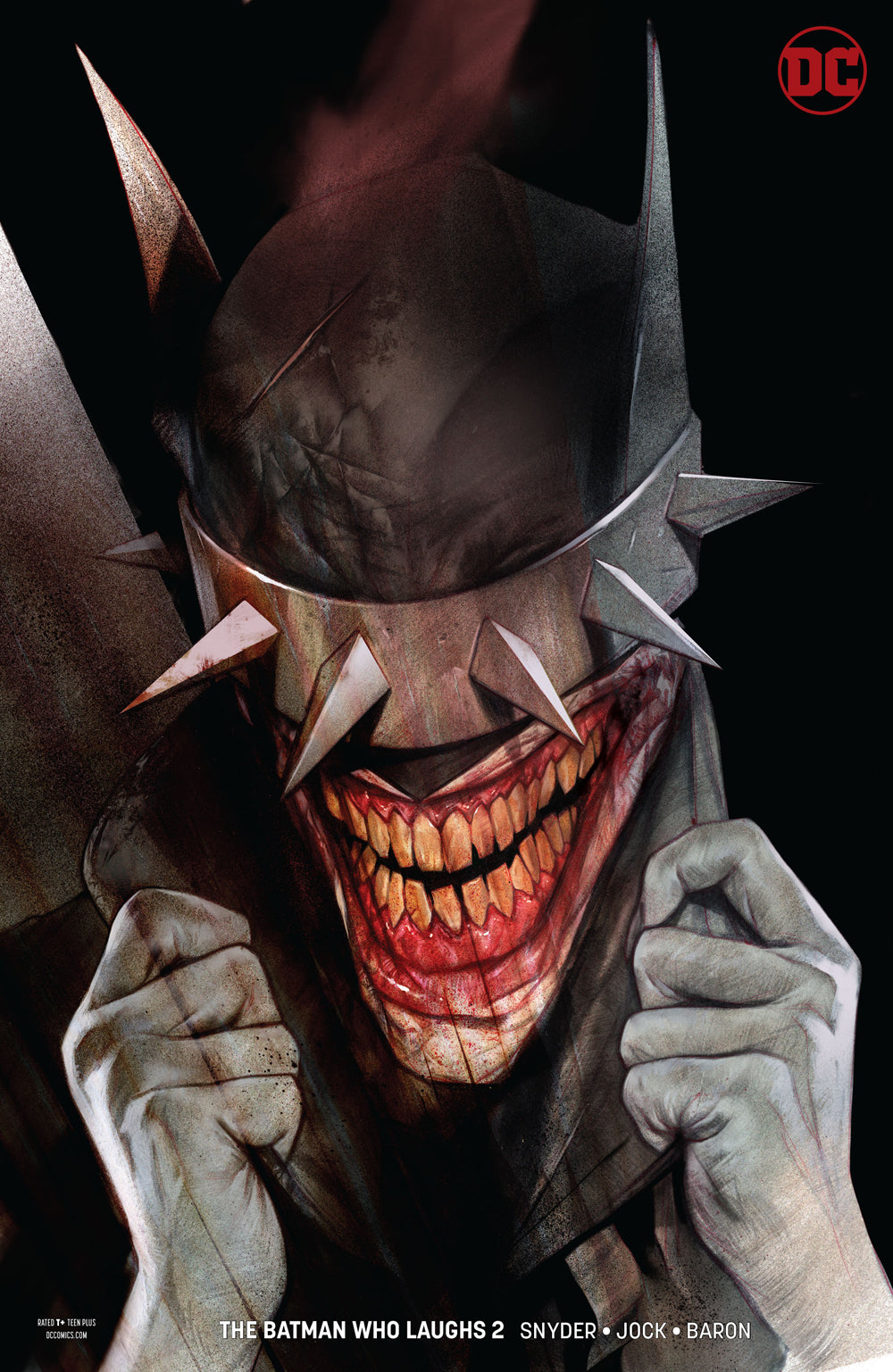 BATMAN WHO LAUGHS #2 (OF 7) VAR