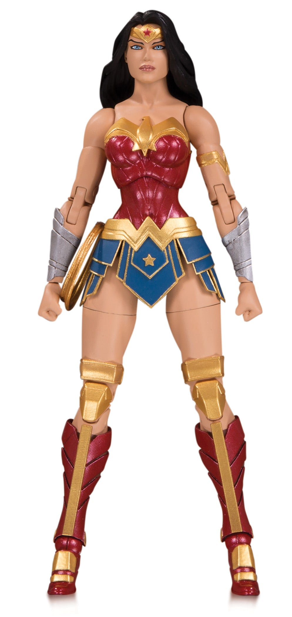 DC ESSENTIALS WONDER WOMAN FIGURE