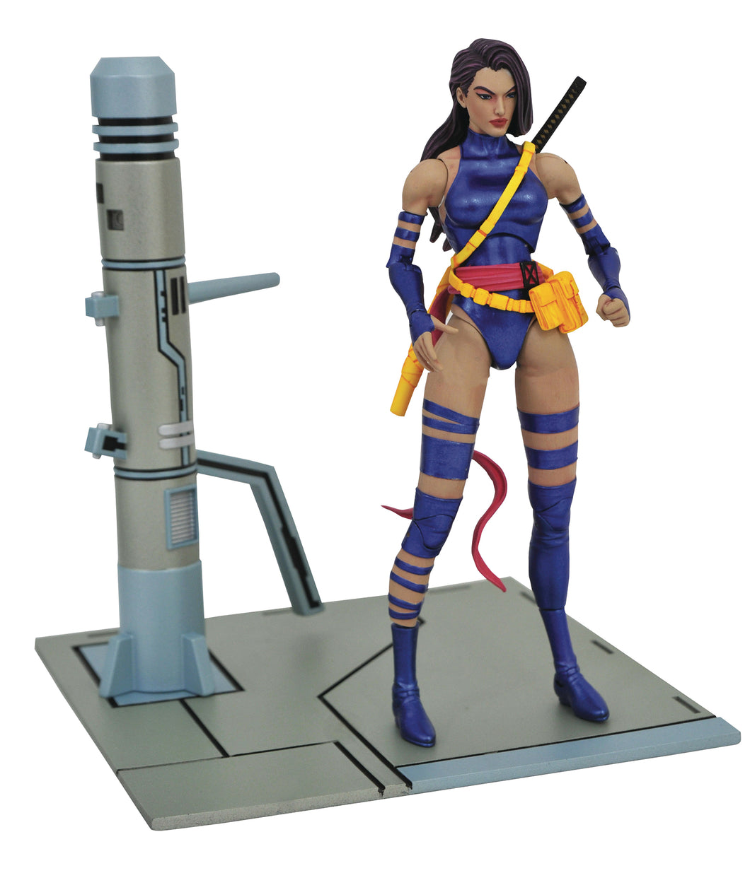 MARVEL SELECT PSYLOCKE FIGURES