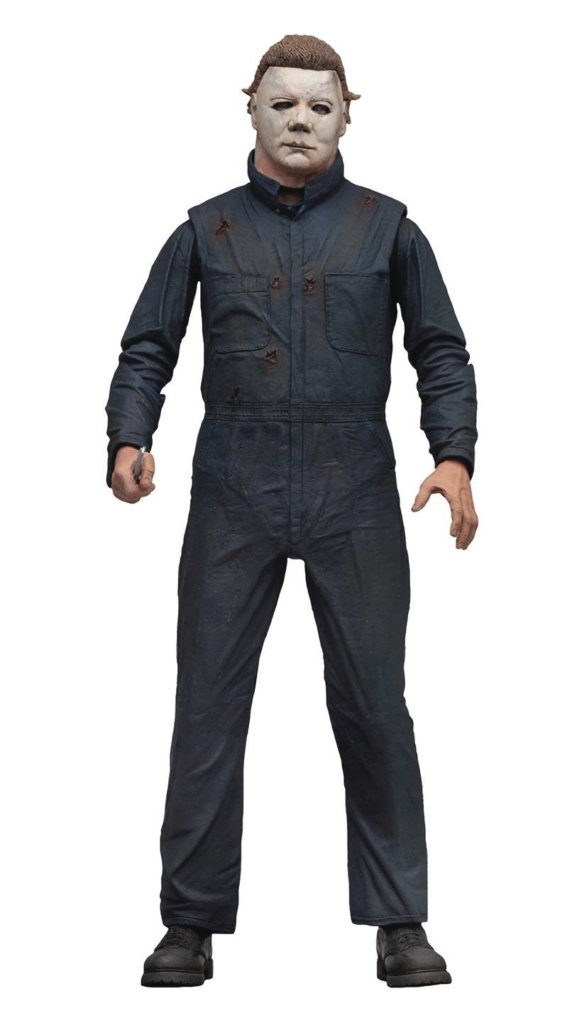HALLOWEEN 2 MICHAEL MYERS ULTIMATE 7IN FIGURE