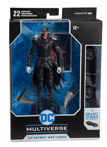 DC COLLECTOR BATMAN WHO LAUGHS 7IN SCALE FIGURE