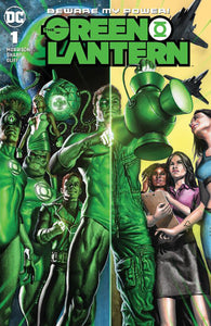 The Green Lantern #1 BuyMeToys.Com Exclusive