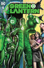 Load image into Gallery viewer, The Green Lantern #1 BuyMeToys.Com Exclusive Set
