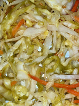 Load image into Gallery viewer, Caraway Fennel Sauerkraut with L Glutamine - Fermenting Fairy