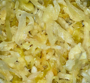 Apple Cinnamon Sauerkraut