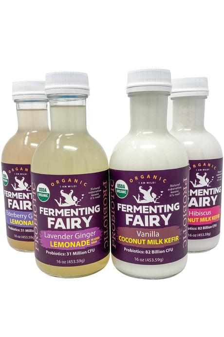 Daily Detox Package - Fermenting Fairy