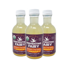 Load image into Gallery viewer, Turmeric Chai Spice Lemonade- Combo - Fermenting Fairy