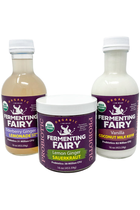 Ultimate Gut Combo - Fermenting Fairy
