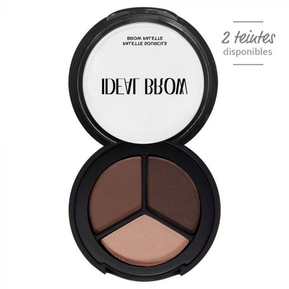Palette sourcils ideal brow - Adopt maquillage, yeux - Maquillage, Parfums, Vernis, Rouge a levres, Ongles, Homme, Femme, Jolie, Belle, Beaute, beauty, High Class, Top prices, Top Quality, Fr