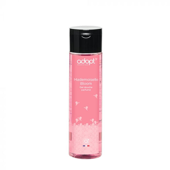 Mademoiselle bloom - gel douche 250ml - Adopt gel douche, soin - Maquillage, Parfums, Vernis, Rouge a levres, Ongles, Homme, Femme, Jolie, Belle, Beaute, beauty, High Class, Top prices, Top Q