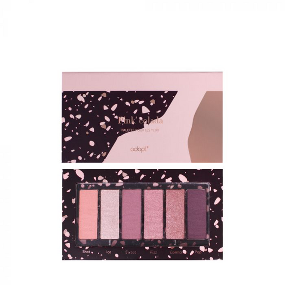 Palette Yeux Pink' Colada - Adopt maquillage, palettes, yeux - Maquillage, Parfums, Vernis, Rouge a levres, Ongles, Homme, Femme, Jolie, Belle, Beaute, beauty, High Class, Top prices, Top Q