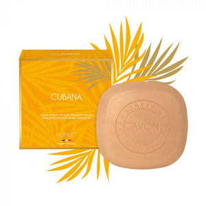 Cubana - Savon 100g - Adopt savon - Maquillage, Parfums, Vernis, Rouge a levres, Ongles, Homme, Femme, Jolie, Belle, Beaute, beauty, High Class, Top prices, Top Quality, France, Maurice