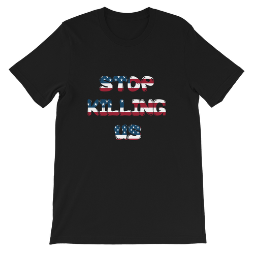 Stop Killing Us T-Shirt - Skyway Trends