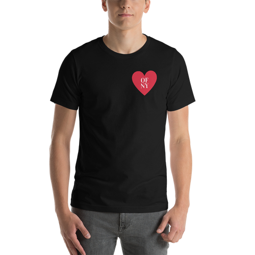 Heart of NY T-Shirt - Skyway Trends