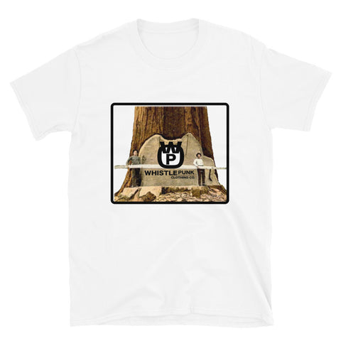 Men of The Woods T-Shirt - Whistle Punk Clothing Co.