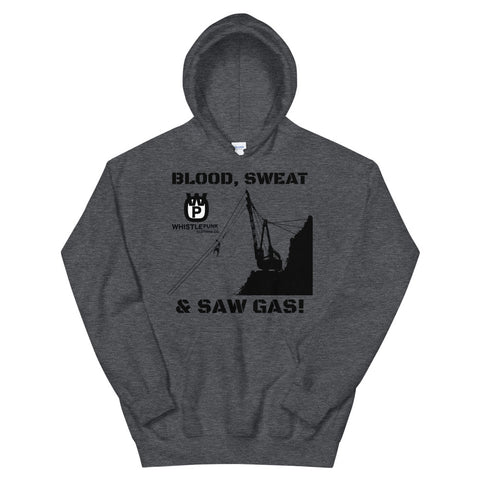 GRAPPLE SHOW Hoodie - Whistle Punk Clothing Co.