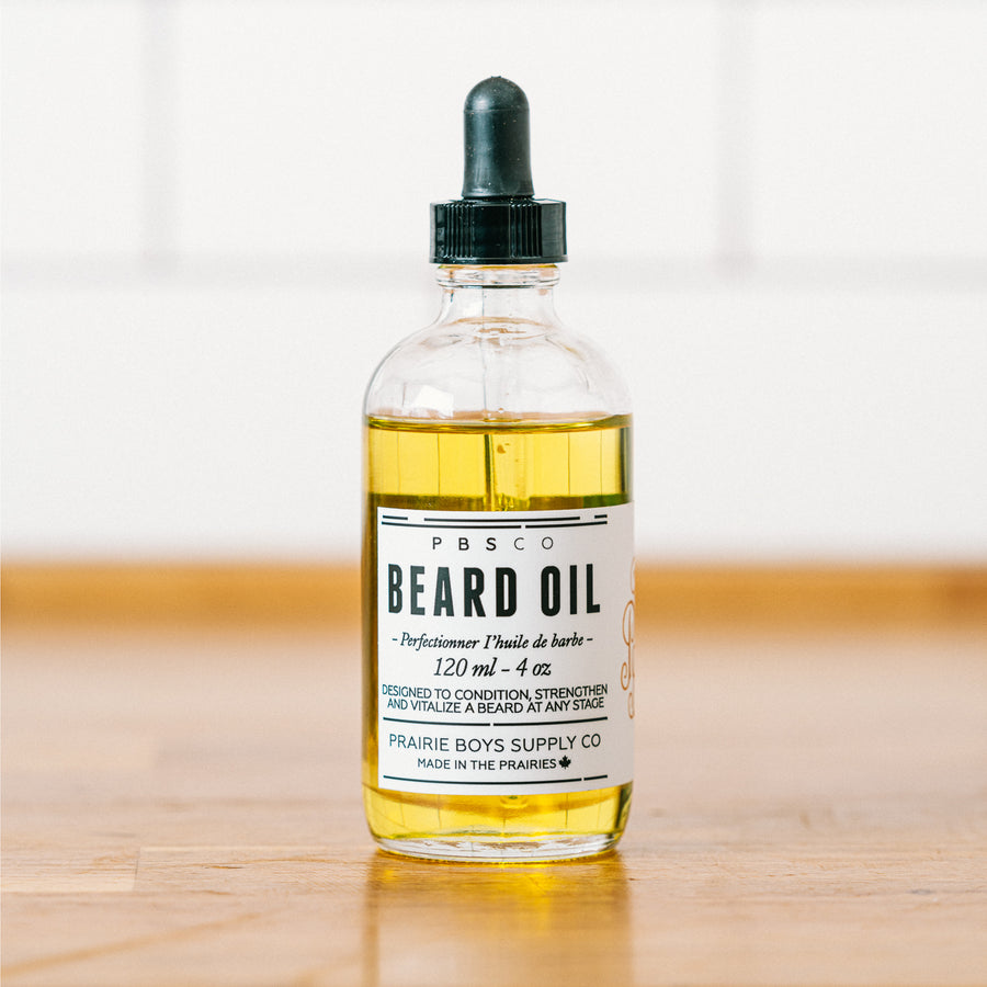 PBSCo. / Perfecting Beard Oil - 120mL