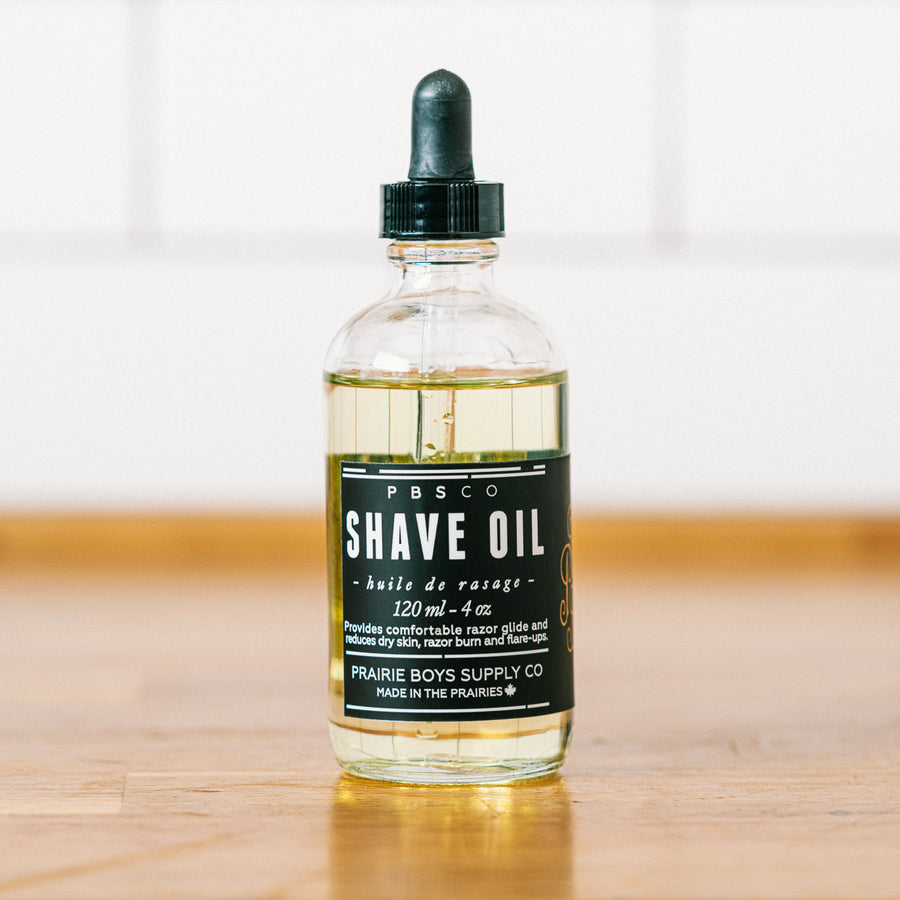 PBSCo. / Face + Shave Oil - 120mL