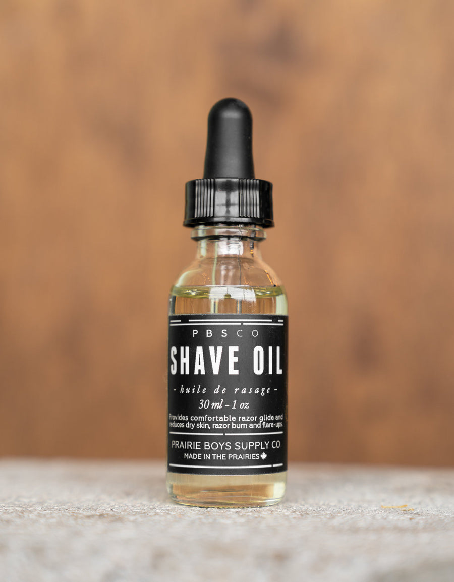 PBSCo. / Face + Shave Oil - 30mL