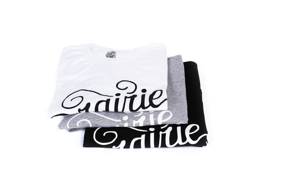 PBSCo / Classic Lettering T-Shirt