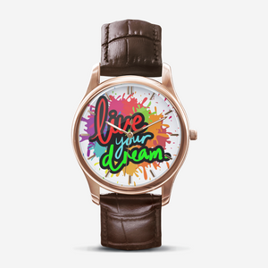 Live Your Dream(Gold) - Watch
