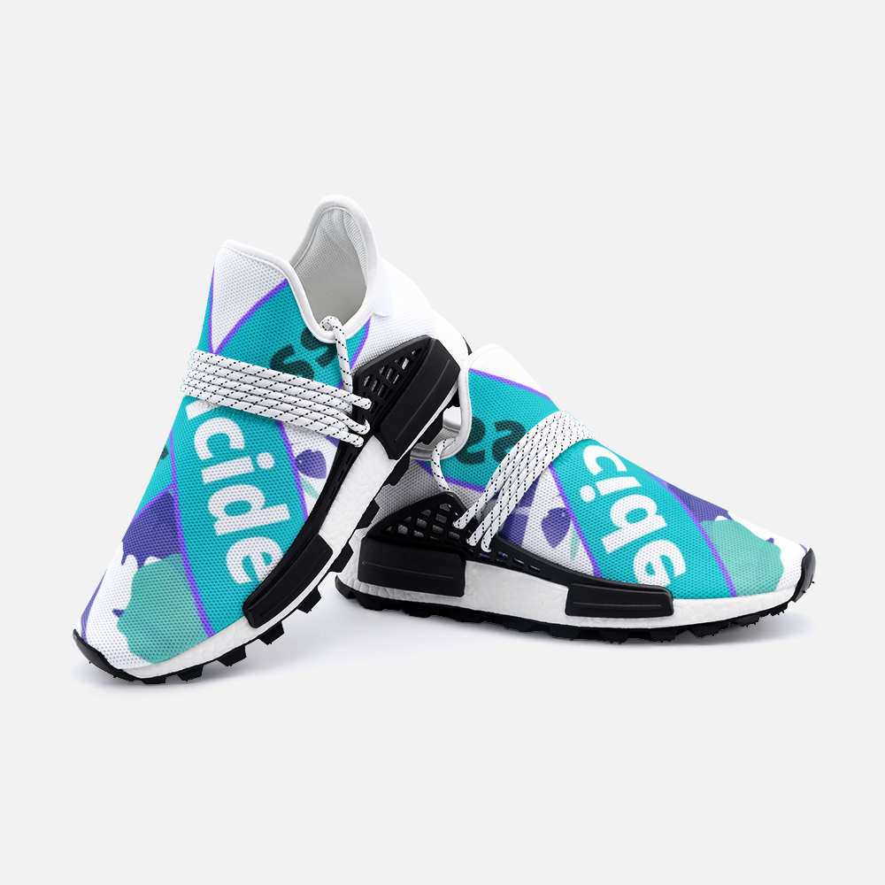 Suicide awareness Unisex Shoes