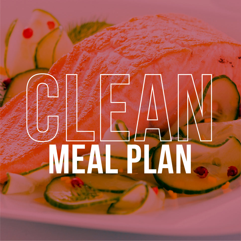 Clean Meal Plan in Miami, FL