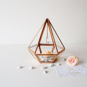 Bridget Glass Ring Box