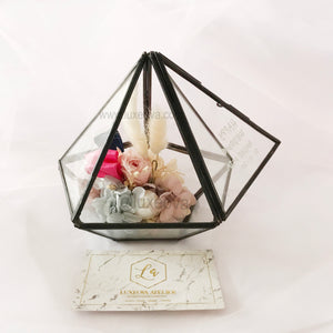 Olivia Porte Glass Box