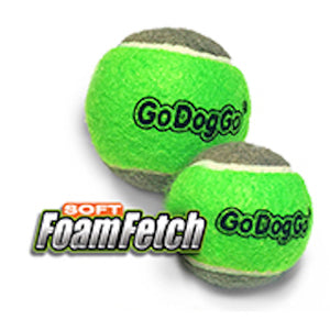 Soft Foam Fetch Balls