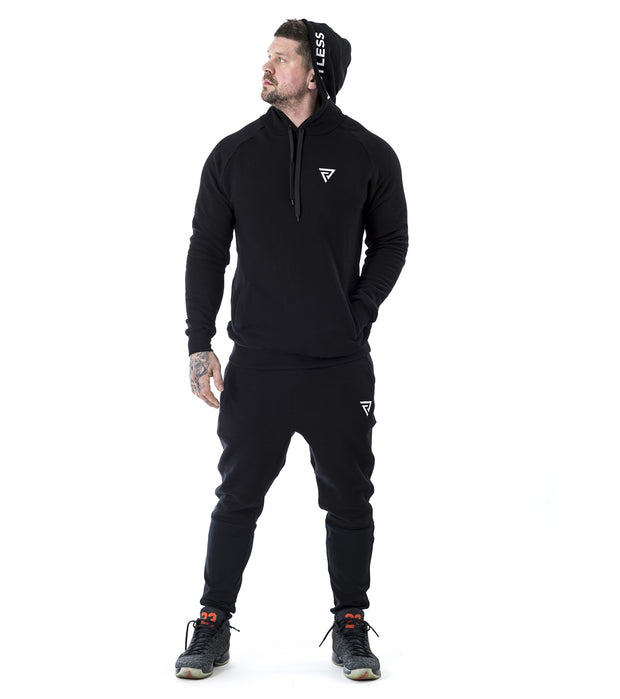 Restless ORG Hoodie-Black - Restless Industries