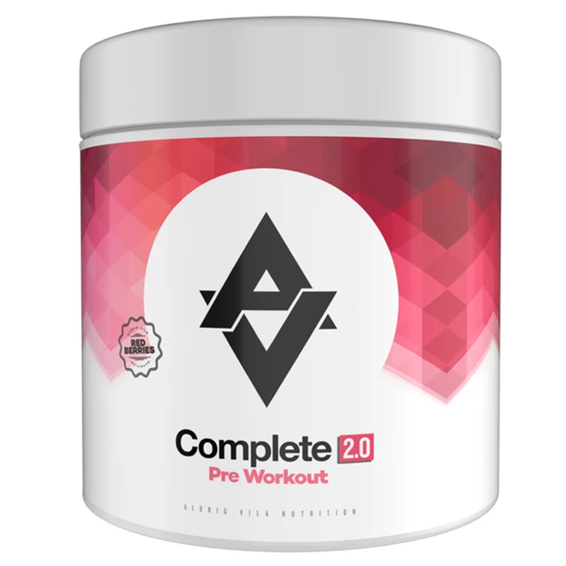 AV Pre Workout Complete 2.0 - Restless Industries