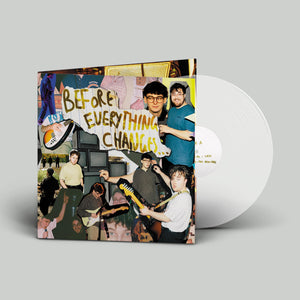 Vistas: Before Everything Changes... (Transparent Vinyl)