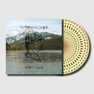 Warmduscher: Khaki Tears (Zoetrope Picture Disc)